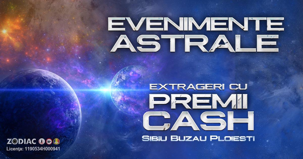 Evenimente Astrale