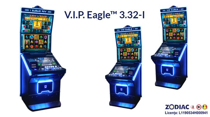 NOU! V.I.P. Eagle™ 3.32-I