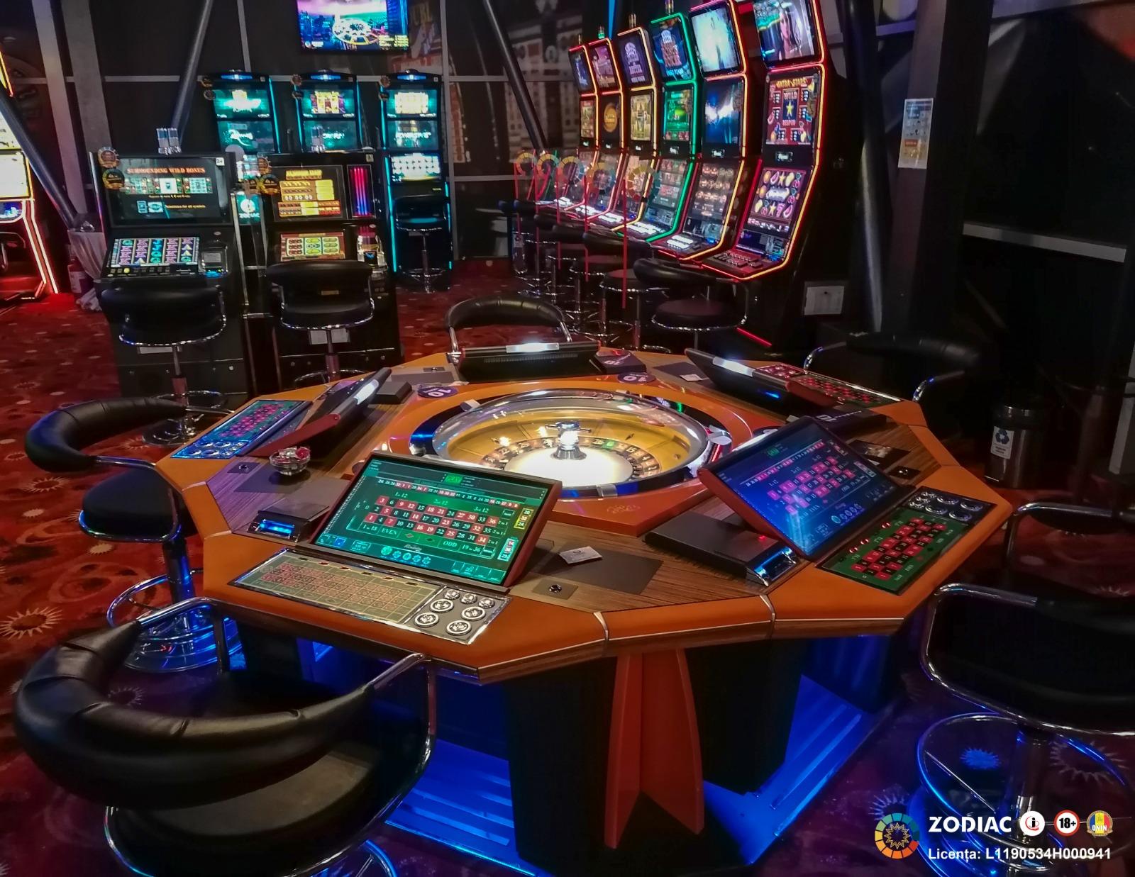 Bucureşti - Zodiac Sală Jocuri Prosper