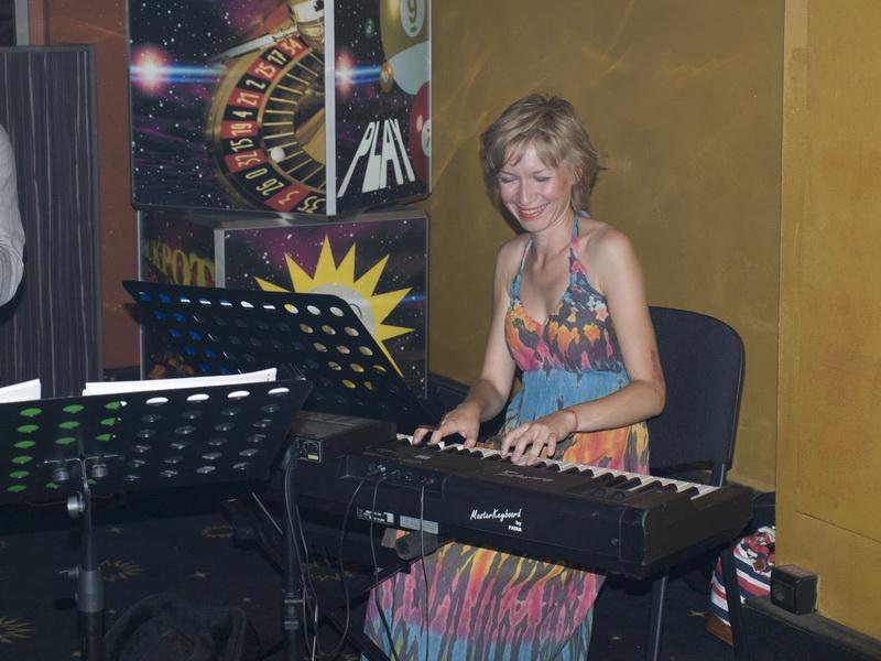 Muzică live în Sălile de jocuri Merkur - ineditul unei idei îndrăzneţe