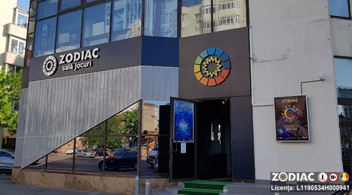 Bucureşti - Zodiac Sală Jocuri 1Mai