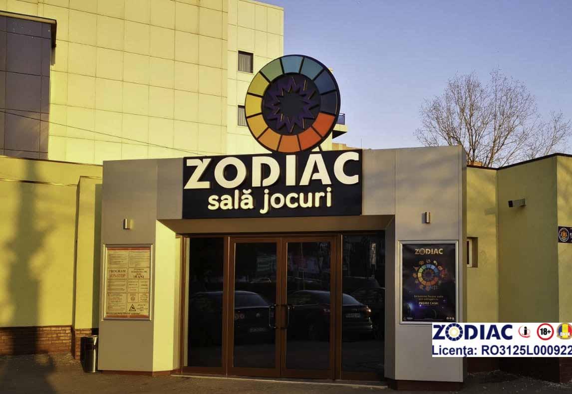 Constanţa - Zodiac Sală Jocuri 1 Decembrie
