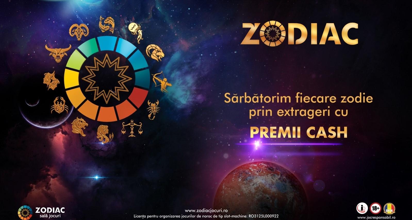 Campania promoțională Zodiac