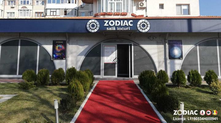 Constanţa - Zodiac Sală Jocuri Delfinariu