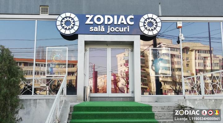 Craiova - Zodiac Sală Jocuri
